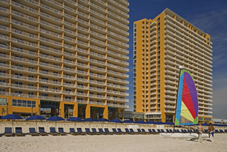 Splash Resort Condominiums - Panama City Beach, Florida